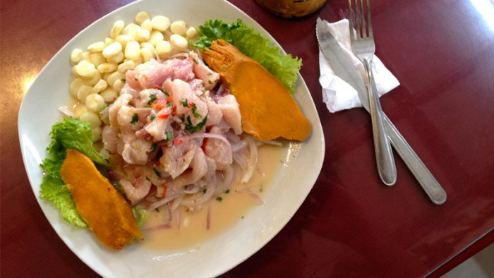 Sol Raiz - Recipes - Ceviche